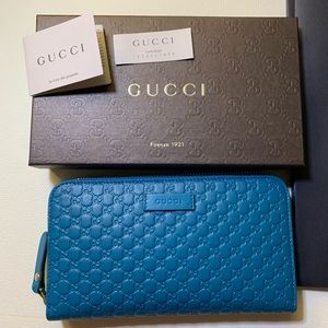 NEW Gucci Wallet Micro GG